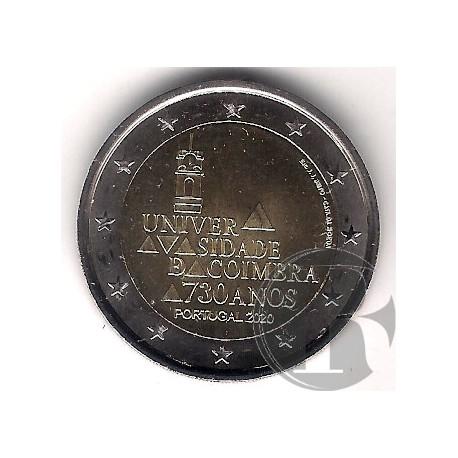 Portugal. 2020. 2 Euro (SC)