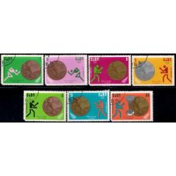 Cuba. 1973. Serie Olimpiadas Munich (Usado)