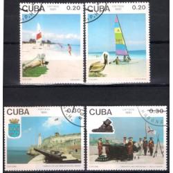Cuba. 1991. Serie Turismo (Usado)