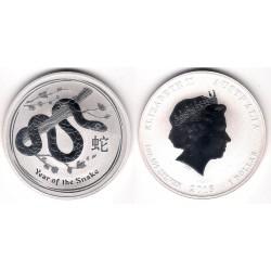 Australia. 2013. 1 Dollar (Proof) (Plata)