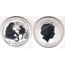 Australia. 2016. 1 Dollar (Proof) (Plata)