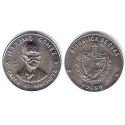 (188) Cuba. 1977. 1 Peso (SC)