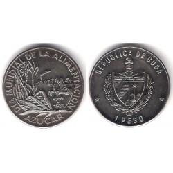 (59) Cuba. 1981. 1 Peso (SC)