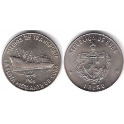 (116) Cuba. 1984. 1 Peso (SC)