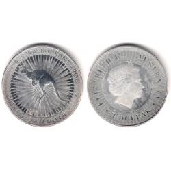 Australia. 2016. 1 Dollar (SC-) (Plata)