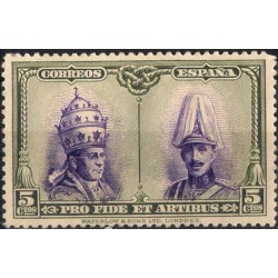 (422) 1928. 5 Céntimos. Pro Catacumbas (Usado)