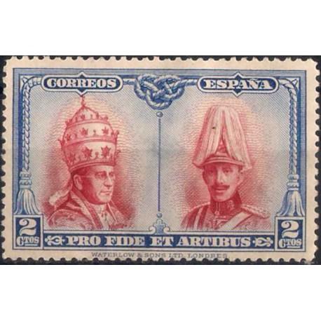 (403) 1928. 2 Céntimos. Pro Catacumbas (Usado)