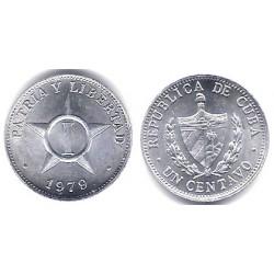 (33.1) Cuba. 1979. 1 Centavo (EBC)