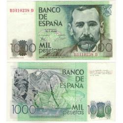 España. 1979. 1000 Pesetas (MBC+) Serie D