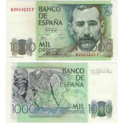 España. 1979. 1000 Pesetas (EBC) Serie K