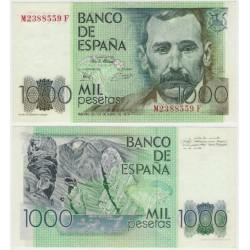 España. 1979. 1000 Pesetas (SC) Serie M