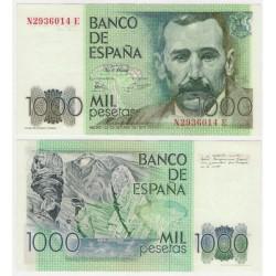 España. 1979. 1000 Pesetas (EBC) Serie N