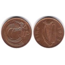 (20) Irlanda. 1994. 1 Penny (MBC)