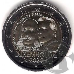 Luxemburgo. 2020. 2 Euro (SC)