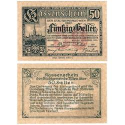 Wien. 1920. 50 Heller (EBC+)