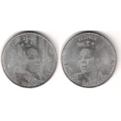 Países Bajos. 2005. 10 Euro (SC)
