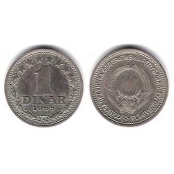 (47) Yugoslavia. 1965. 1 Dinar (MBC)