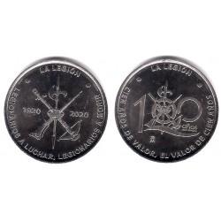 Medalla F.N.M.T. Conmemorativa de La Legión (SC)