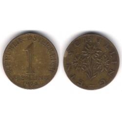 (2886) Austria. 1960. 1 Schilling (MBC)
