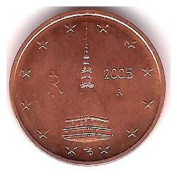 Italia. 2005. 2 Céntimos (SC)