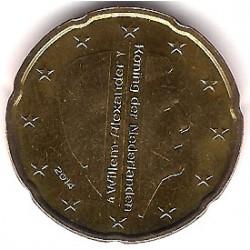 Países Bajos. 2014. 20 Cents (SC)