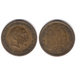 Estado Español. 1953*(19-54). 2½ Pesetas (BC)