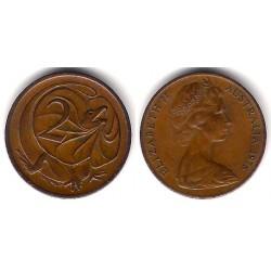 (63) Australia. 1975. 2 Cents (MBC)