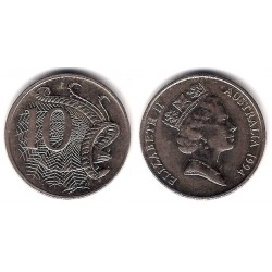 (65) Australia. 1994. 10 Cents (EBC)