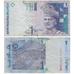(39b) Malasia. 1998. 1 Ringgit (BC)