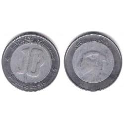 (124) Algeria. 1992. 10 Dinars (BC)