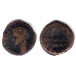 Iulia Traducta (Algeciras, Cádiz). 27a.C.-14d.C. As (BC-)