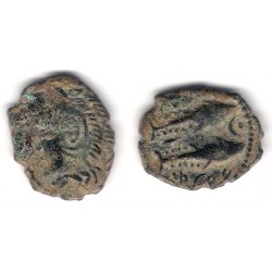 Gades (Cádiz). 100-20a.C. Semis (BC)