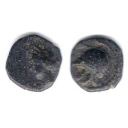 Cartago Nova. 220-215a.C. ¼ Calco (BC)