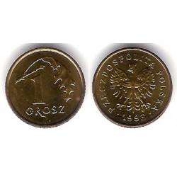 (Y276) Polonia. 1993. 1 Grosz (SC)