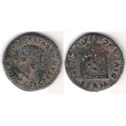 Italica (Sevilla). 27a.C.-14d.C. As (BC-)