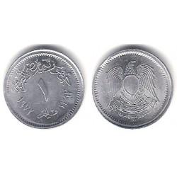 (A423) Egipto. 1972. 1 Millieme (EBC)