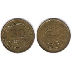 (273) Perú. 1981. 50 Soles de Oro (MBC)