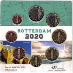Países Bajos. 2020. Serie Completa (SC)