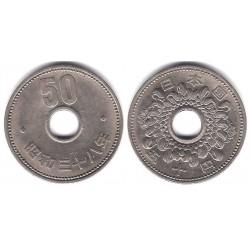 (Y76) Japón. 1963(38). 50 Yen (MBC)