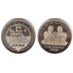 Rumania. 2019. 50 Bani (SC)