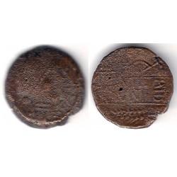 Obulco (Jaén). 120-20 a.C. As (BC-)