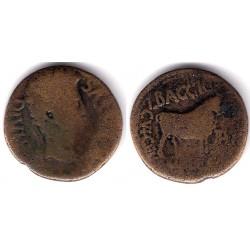 Celse (Velilla del Ebro). 120-50 a.C. As (BC+)