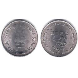 (354) India. 2006. 5 Rupees (SC)