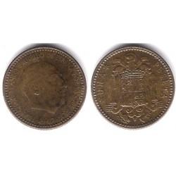 Estado Español. 1947*(19-48). 1 Peseta (MBC-)