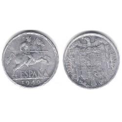 Estado Español. 1940. 10 Céntimos (EBC)