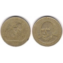 (34) Tanzania. 2008. 200 Shilingi (BC)