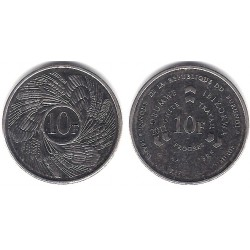 (21) Burundi. 2011. 10 Francs (EBC)