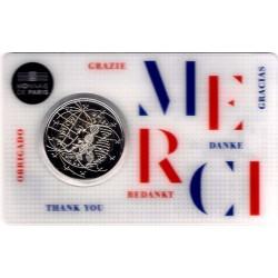 Francia. 2020. 2 Euro (SC) MERCI