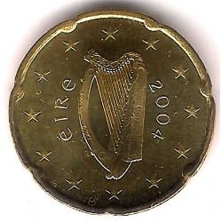 Irlanda. 2004. 20 Céntimos (SC)