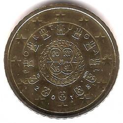 Portugal. 2015. 50 Céntimos (SC)